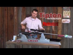 Tipton Gun Cleaning Supplies
