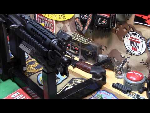 Zastava M92 with NightBrake Muzzle Compensator
