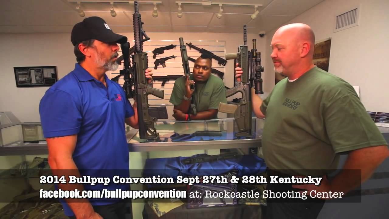 2014 Bullpup Convention