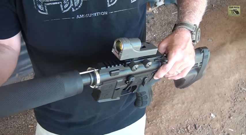 Dolos AR-15 Removable Barrel System