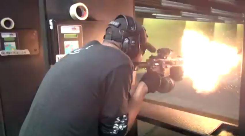 Full Auto PWS AR-15