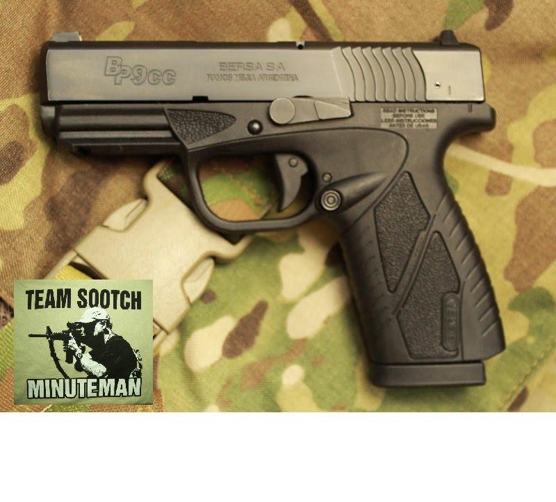 Bersa BP9cc Pistol