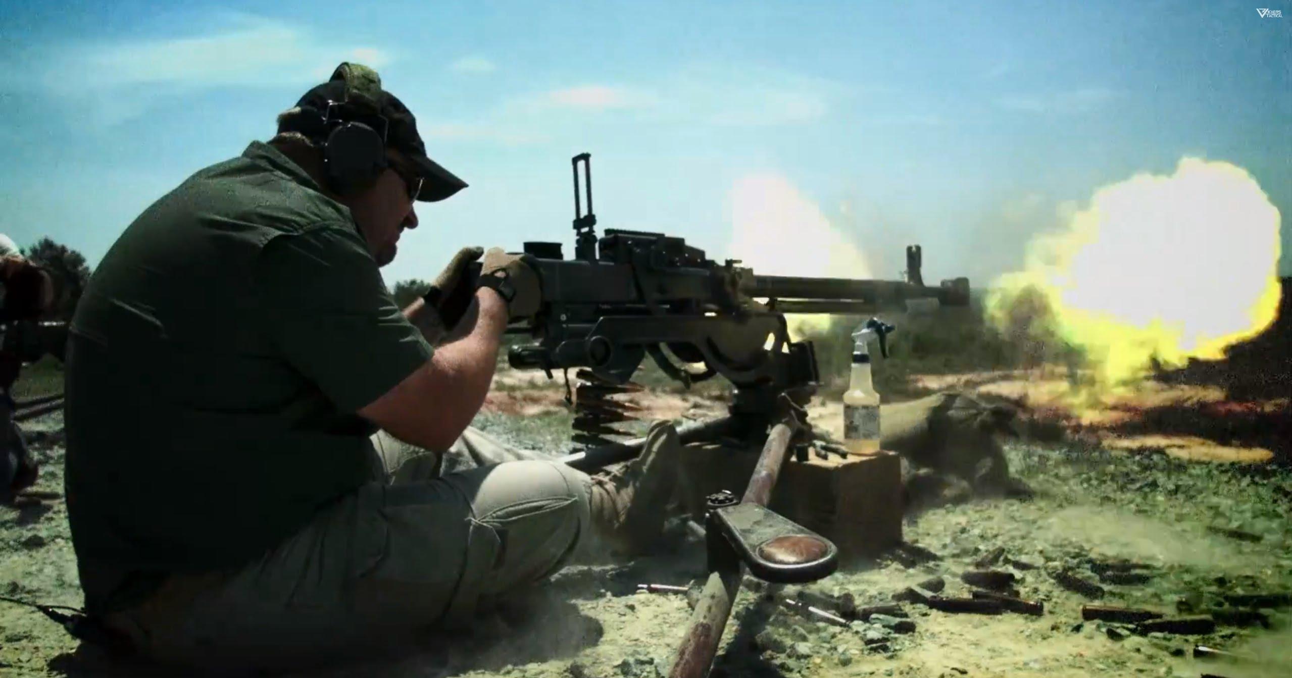 DShK Machine Gun