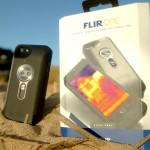FLIR One Thermal Camera iPhone Case vs AR-15