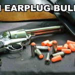 Foam Earplug Bullets