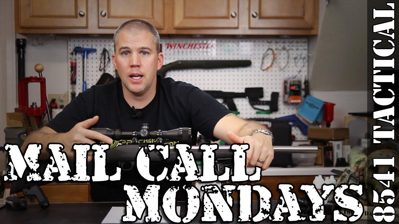 Mail Call Mondays – 10/22 Rifle Build Update