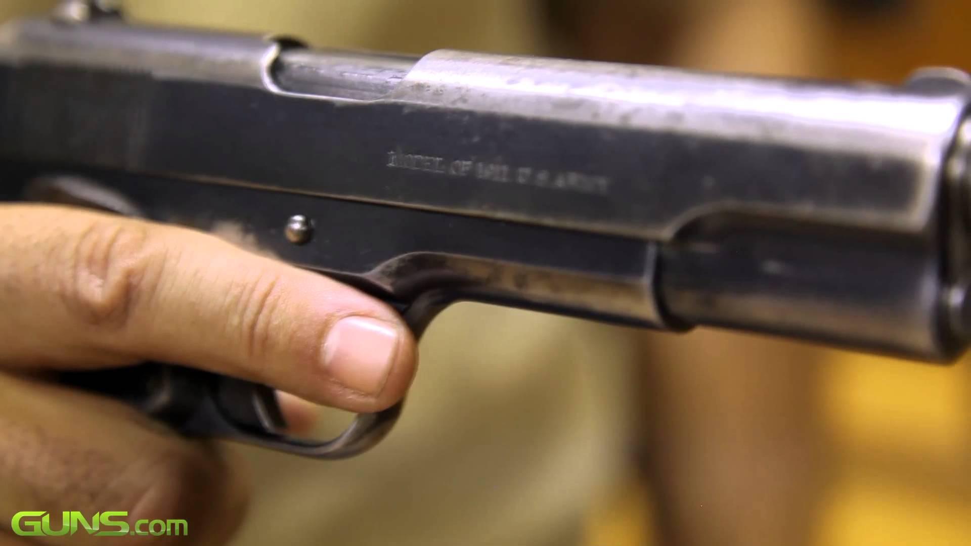 Prokopias Ziros Gun Collection