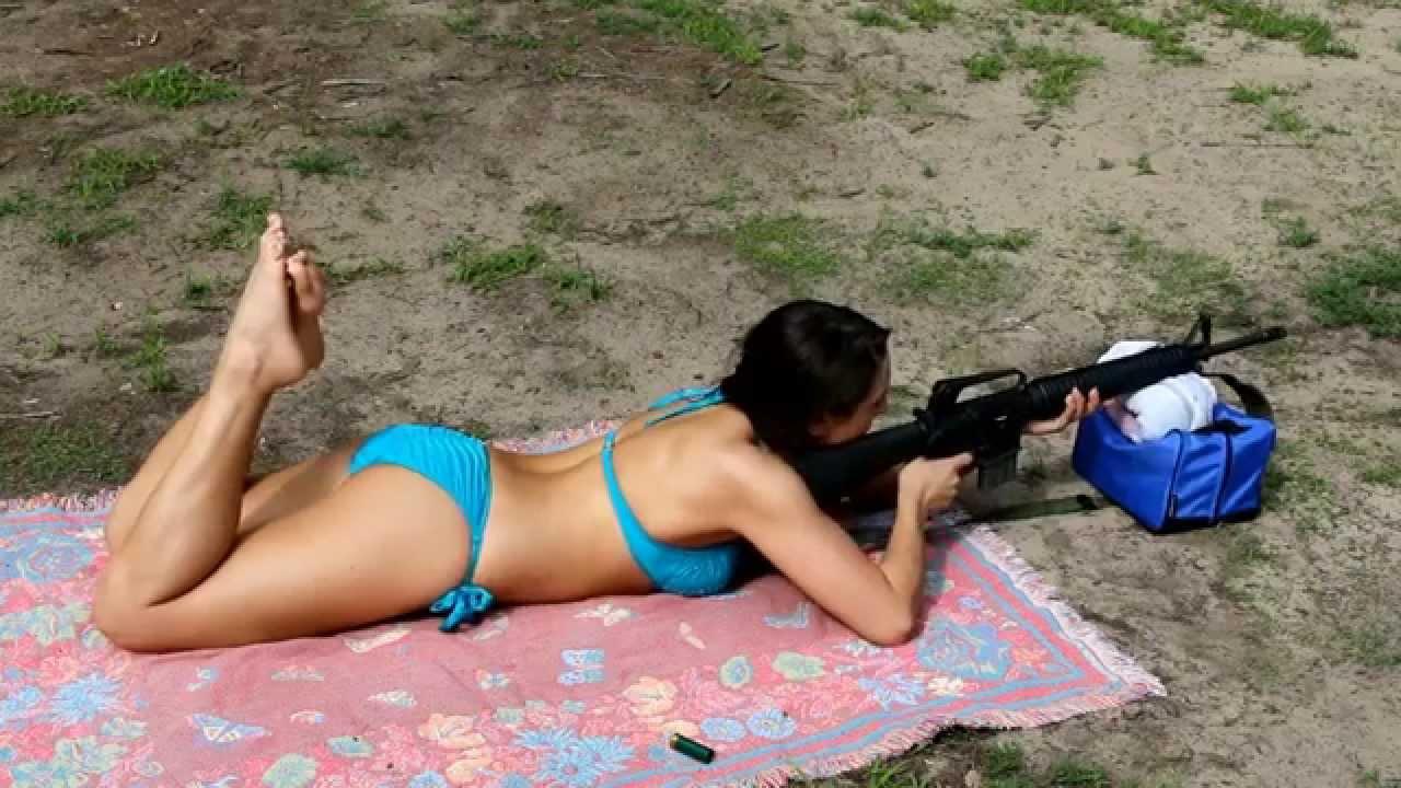 Prone-a-Palooza - Girls Shooting Prone