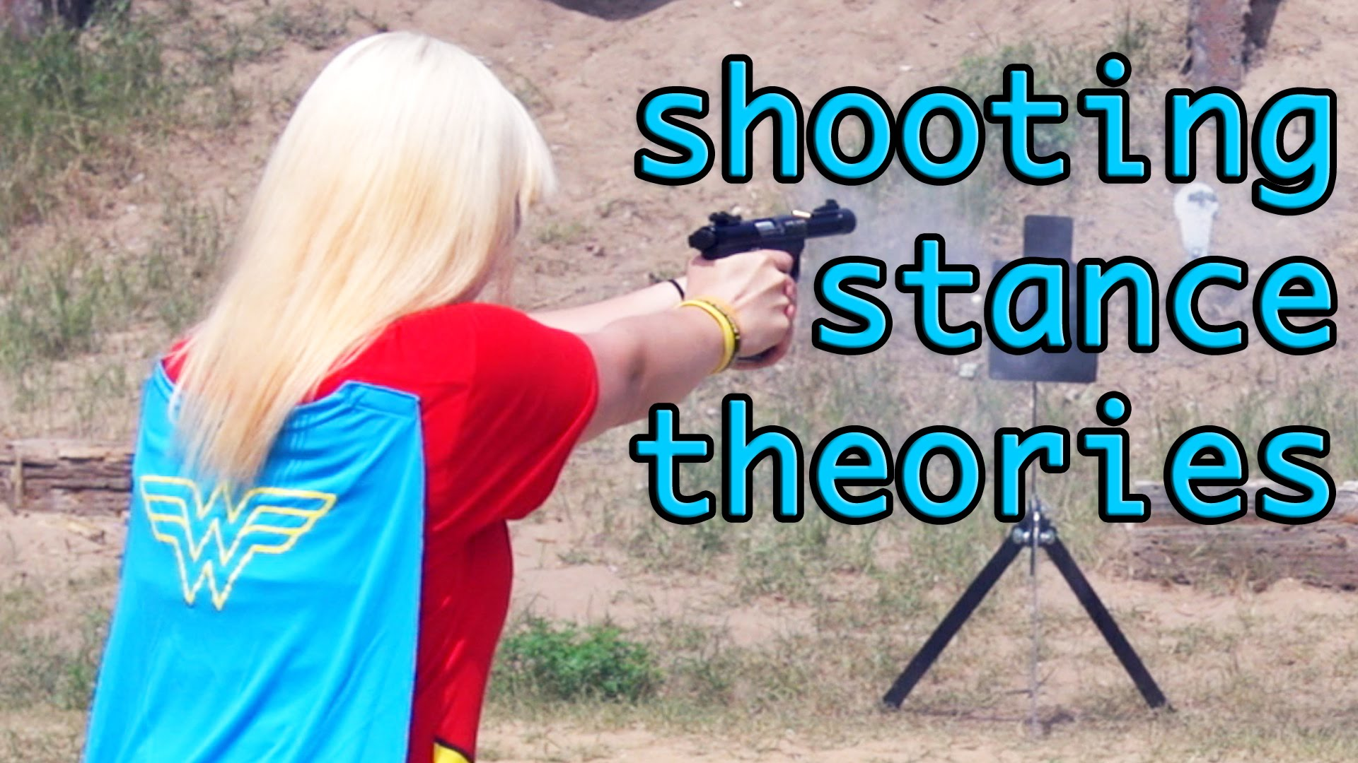 Shooting Stance Theories