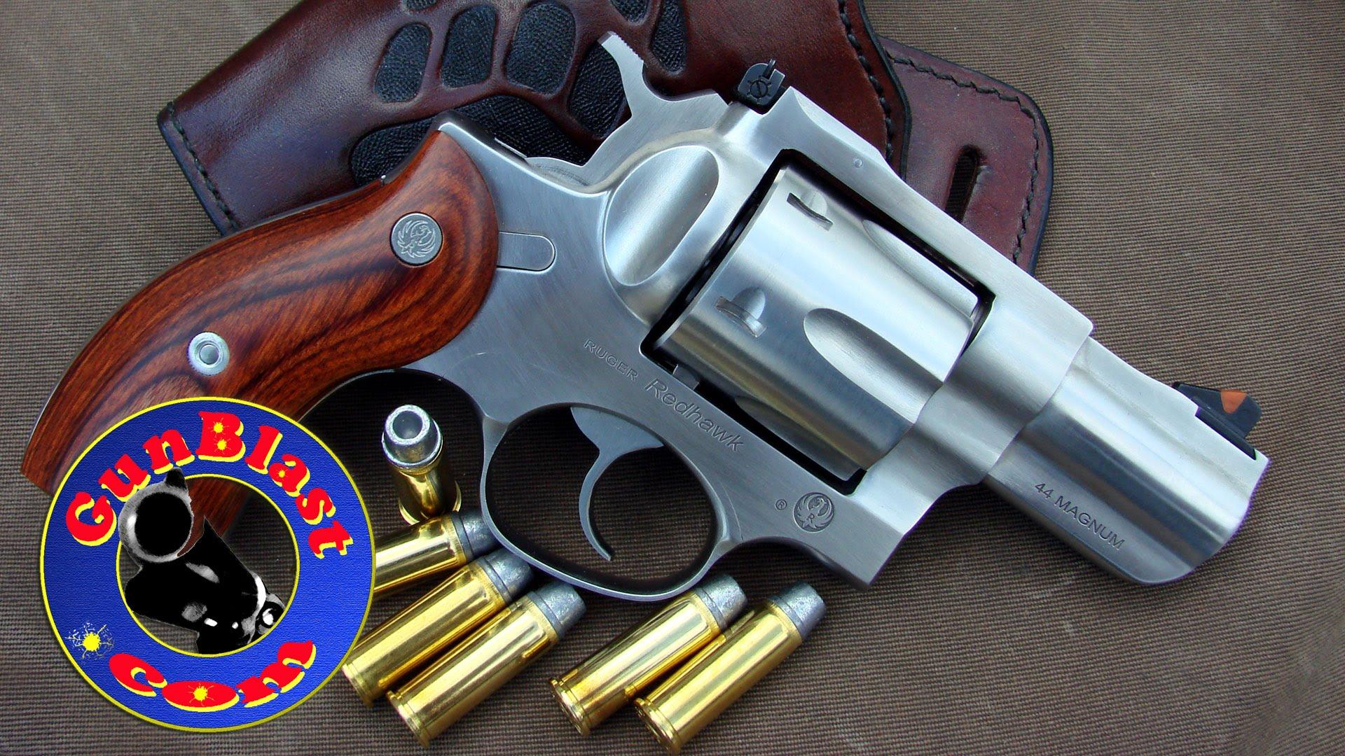 TALO Exclusive Ruger Redhawk 44 Magnum Revolver