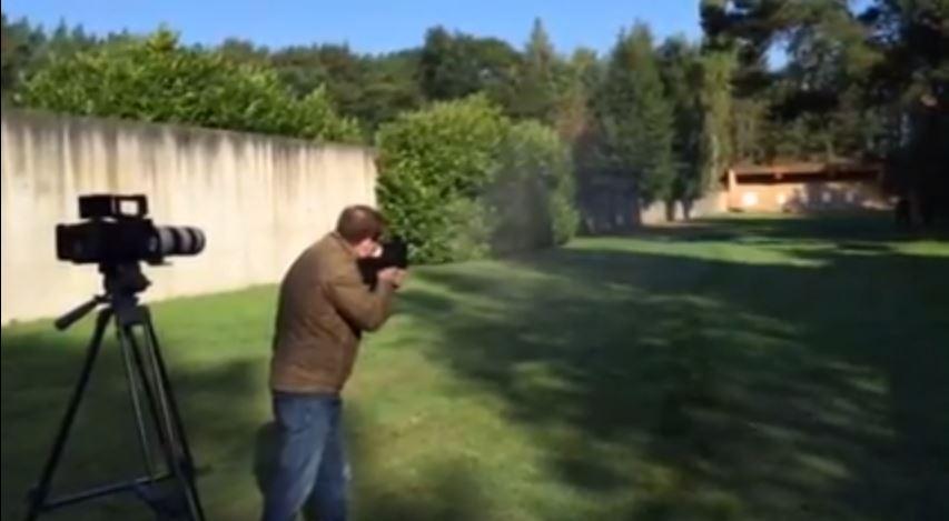 FN P90 Carbine Full-Auto