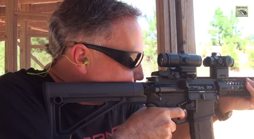 Magpul MOE Fixed Carbine Stock