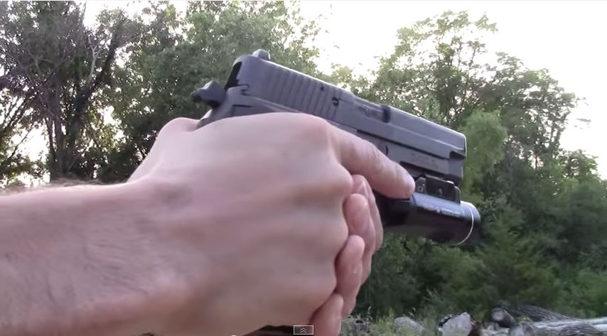 Muzzle Velocity – Sig P226 MK25 vs Hi-Point 9mm Carbine