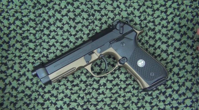 Wilson Combat Custom Carry Beretta 92A1