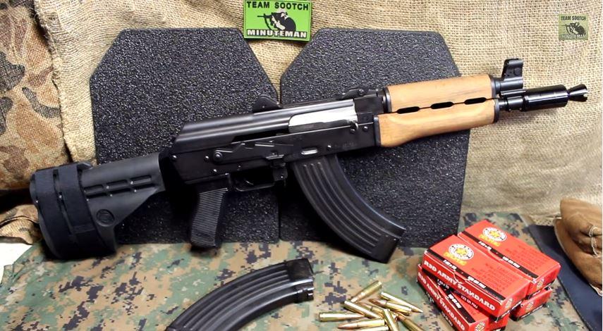 Zastava PAP M92 Pistol
