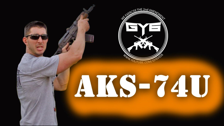AKS-74U Full-Auto