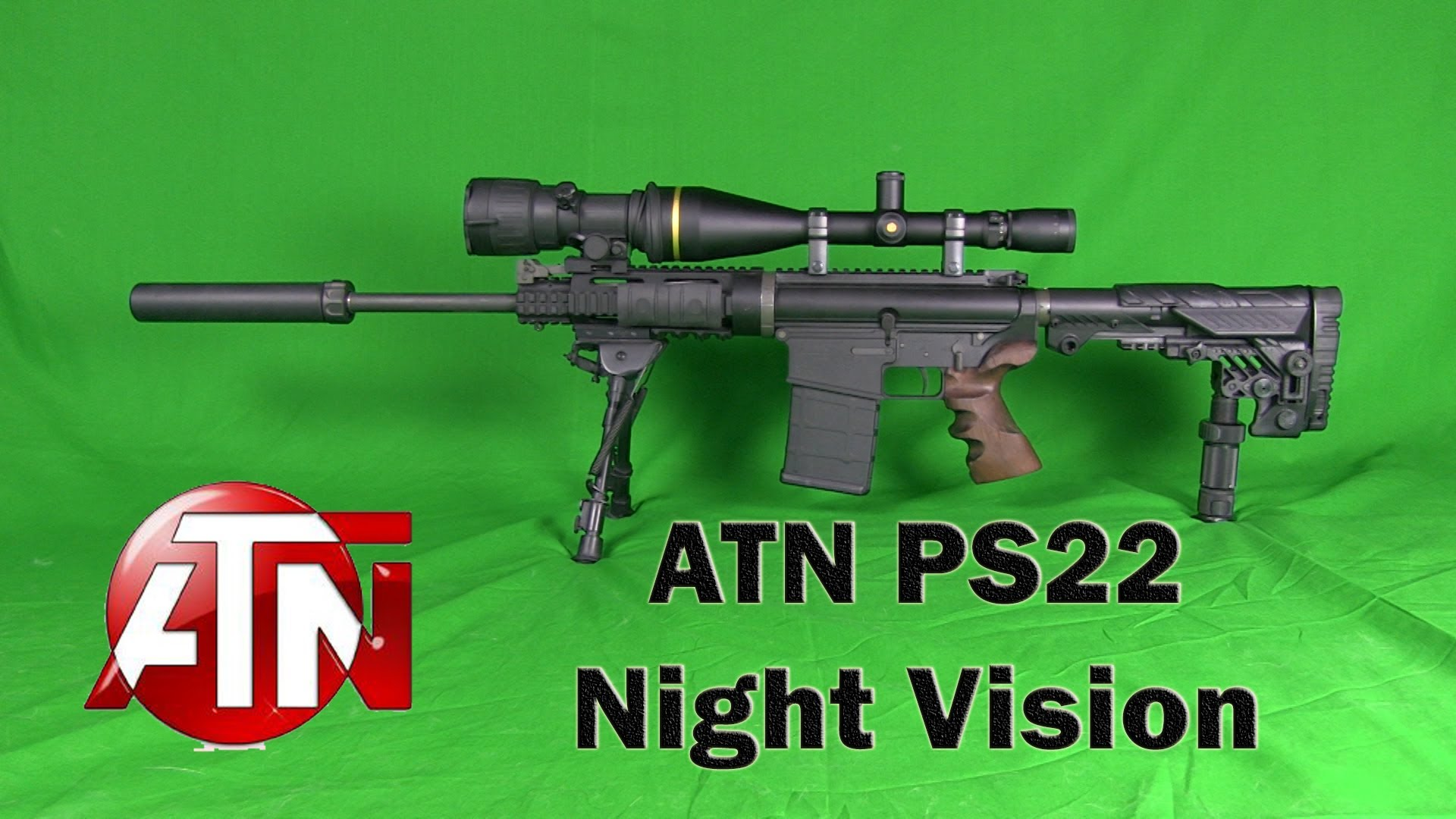 ATN PS22 Night Vision Scope