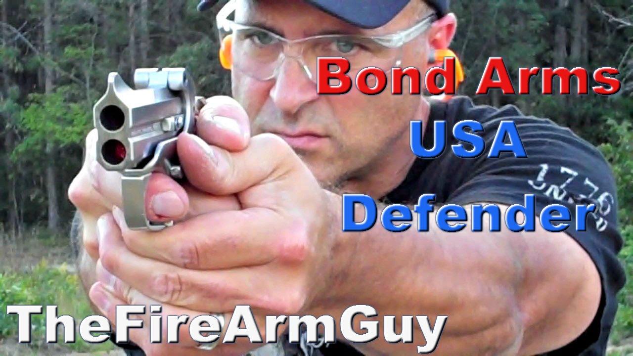 Bond Arms USA Defender