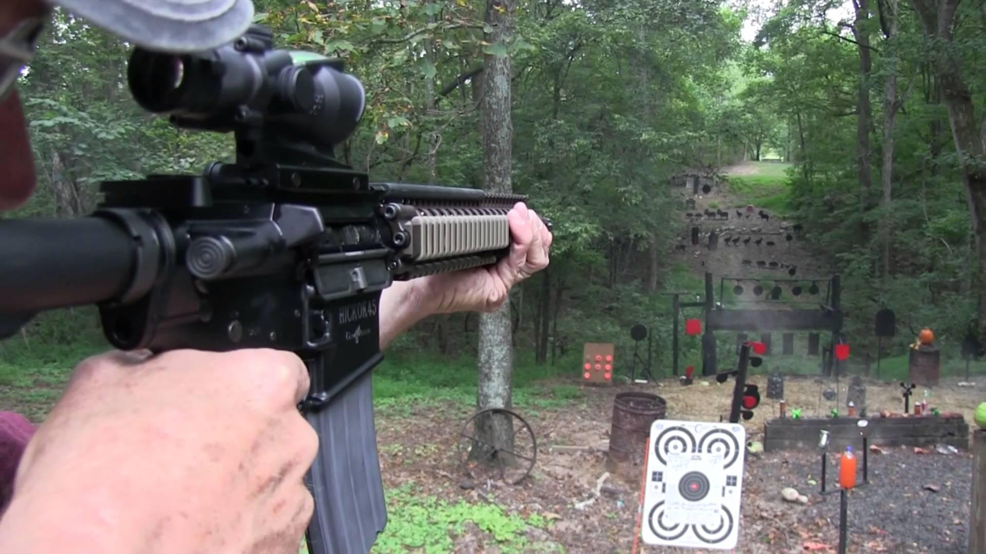 Daniel Defense M4A1 SOCOM