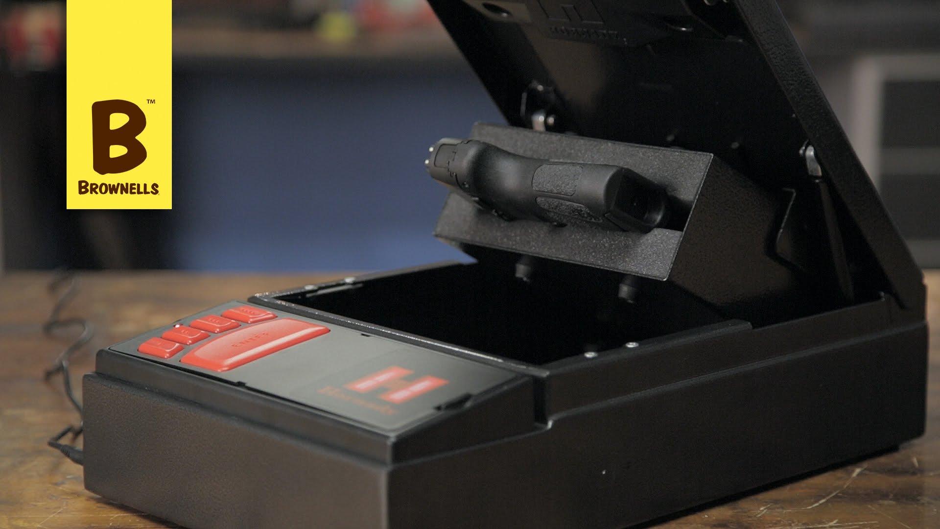 Hornady RAPiD Safe Gun Safe