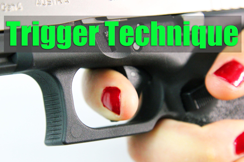 Improving Trigger Technique