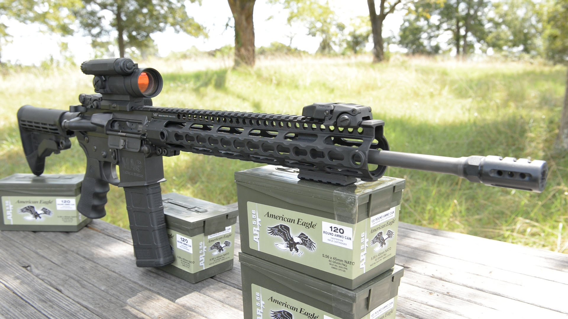MAG Tactical AIR 15 Recon
