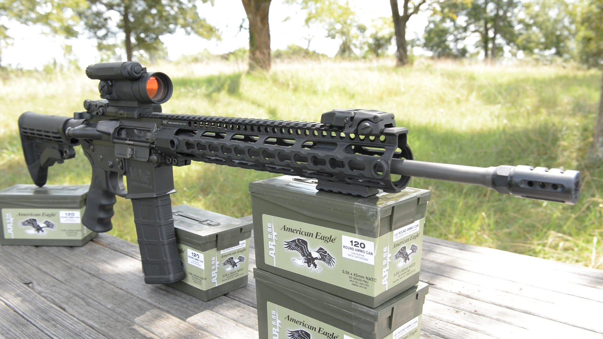 MAG Tactical AIR 15 Recon