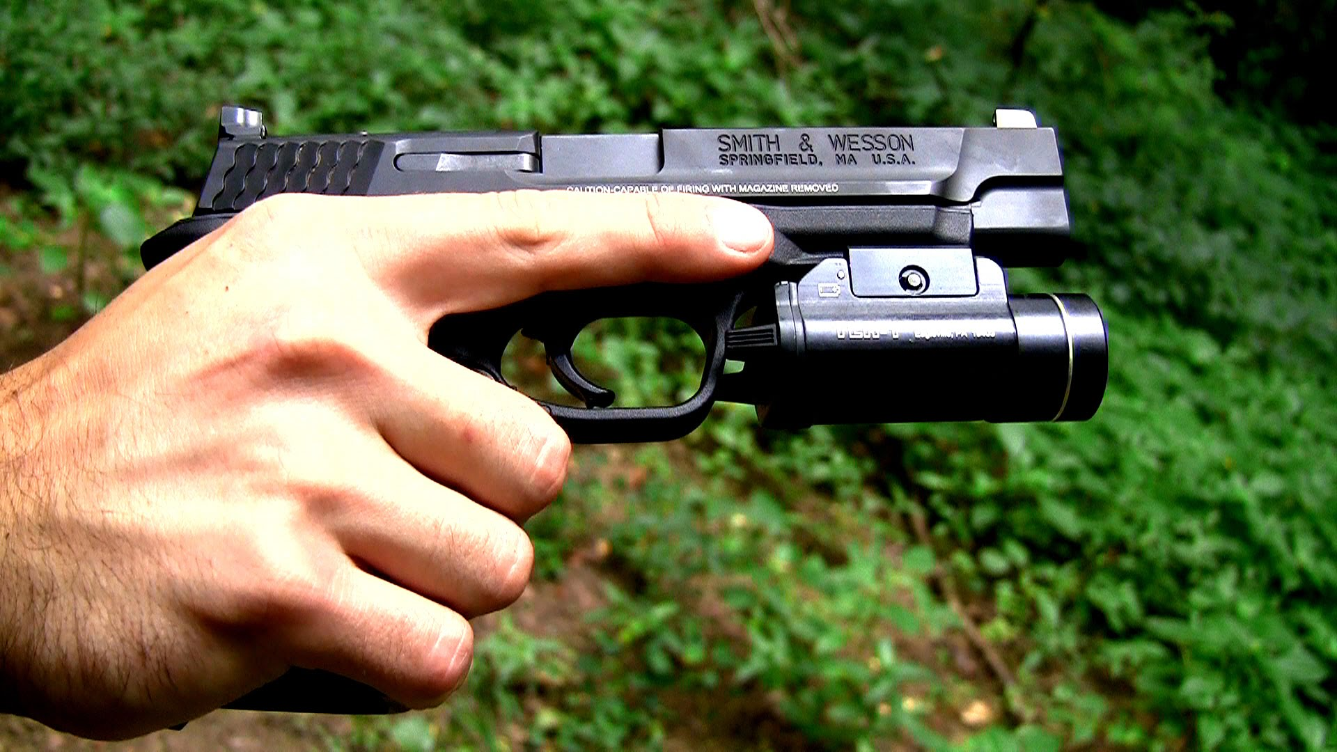 Smith & Wesson M&P9 Pro Series C.O.R.E.