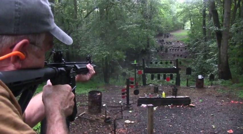 BR4 Odin AR-15 Rifle