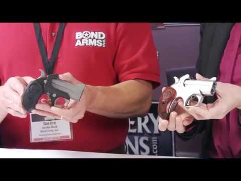 Bond Arms California Compliant Guns