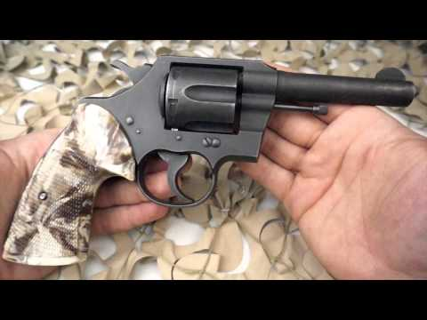 Colt Commando Revolver