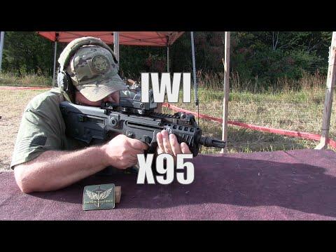 IWI X95 Full-Auto