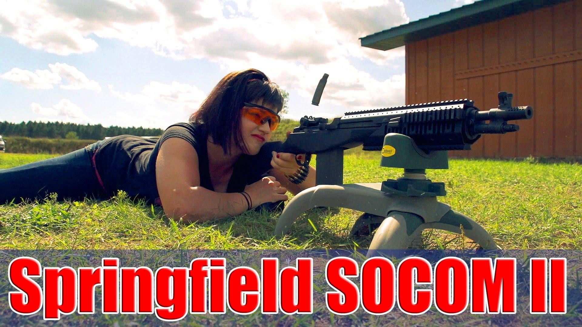Springfield M1A SOCOM II Review