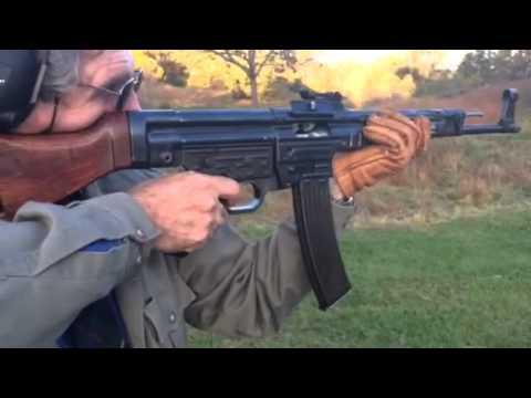 Sturmgewehr 44 Rifle
