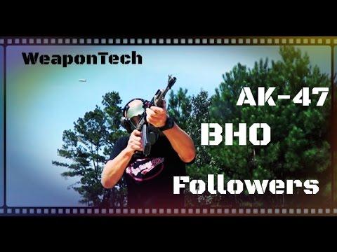 WeaponTech AK47 Enhanced Bolt Hold Open Follower