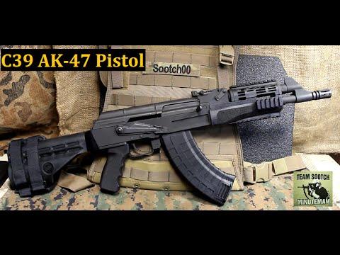 Century Arms C39 Pistol