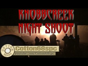 Knob Creek Machine Gun Shoot Night Shoot 2014