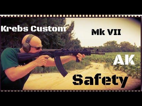 Krebs Custom Mk VII Ambi Enhanced Safety