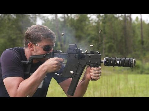 Kriss Vector Range Demo