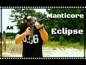 Manticore Arms Eclipse Flash Hider for AK