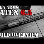 Mega Arms Megalithic MATEN 6.5 Creedmoor Build