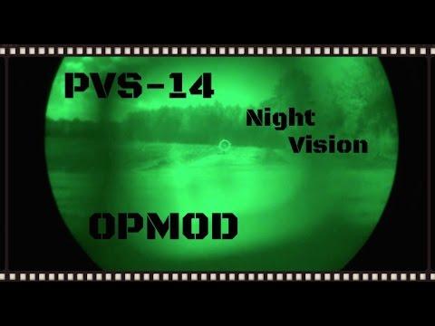 OPMOD PVS14 GEN3 Night Vision System