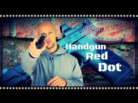Red Dot Sights on Pistols - Gun Videos