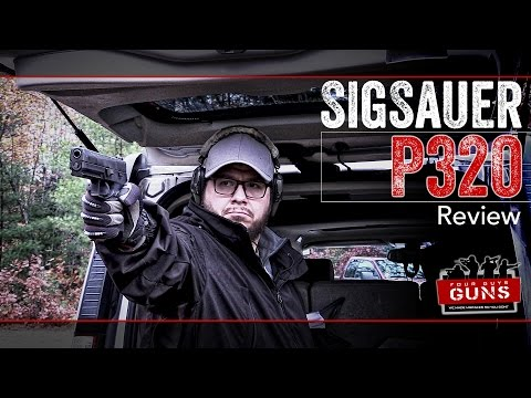 Sig P320 Pistol Review