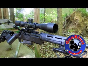 Sisk Tactical Adaptive Rifle