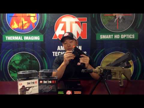 ATN Shot Trak HD Gun Mounted Camera