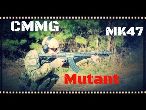 CMMG MK47 Mutant Review