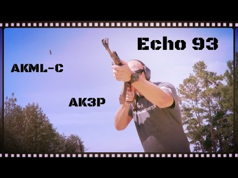 Echo Nine Three AK Flash Hiders