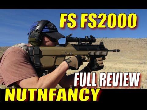 FN FS2000 Bullpup Review