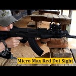 Hi-Lux Micro-Max B-Dot Red Dot Sight
